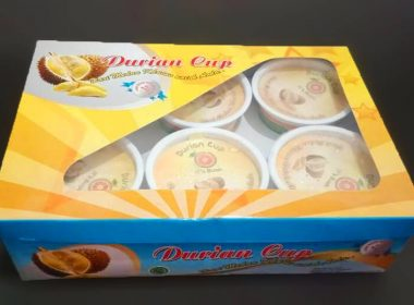 1 box Durian Cup