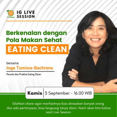 live - eating clean
